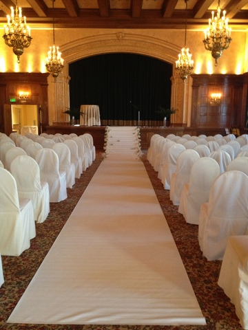 Real Wedding Emily And Jeff At The Fort Garry